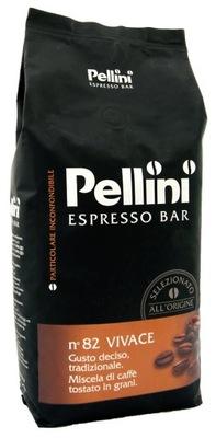 кофе в зернах Pellini Espresso Bar VIVACE 1кг
