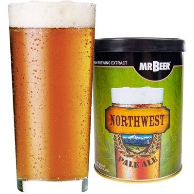 пиво пивоварение COOPERS Northwest Pale  BROWIN