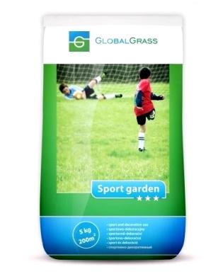 Tráva Športové Trávy Globálne Gazonowa 10 kg Šport XL