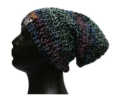 шапка вязание крючком hand made 56 -Instagram восемь см Kaluka