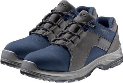 Neo обувь полуботинки рабочие SRC ботинки НУБУК года. 44