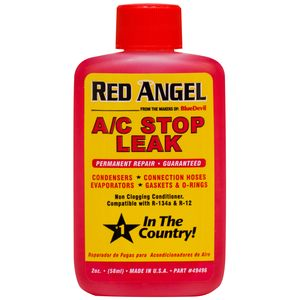 Tmel je klimatizácia A/C 58 Red Anjel USA