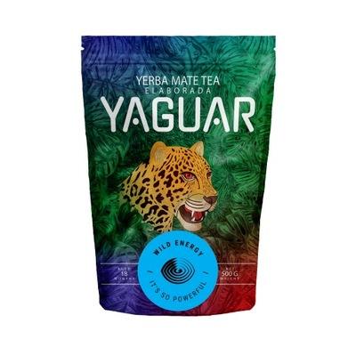 Yerba Mate Yaguar Wild Energy Энергия Ноль ,5 кг 500 г