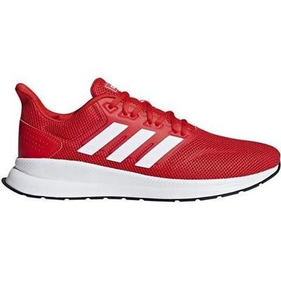 Buty sportowe męskie adidas czerwone 44 23 Niska cena na