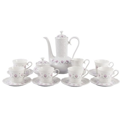 Сервис ??? чашки кофе мокко 6 человек Krautheim Риальто