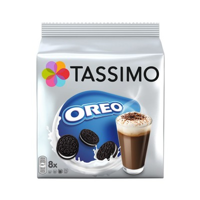 Tassimo Напиток Oreo, 8 штук