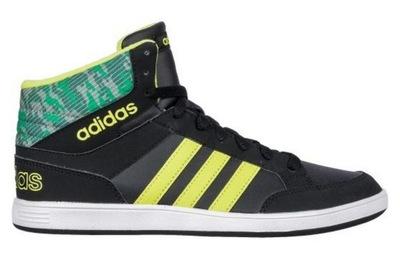sneakersy adidas Hoops Mid 2.0 adidas granat Kozaki