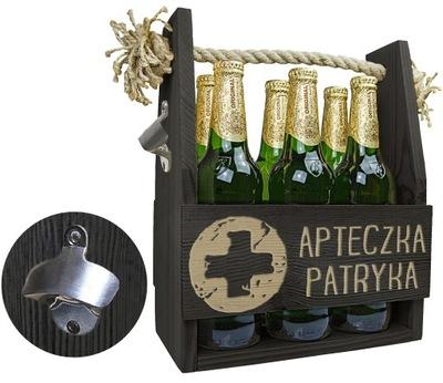 коробка ПЕРЕНОСКУ пиво С ОТКРЫВАЛКОЙ ДЛЯ мальчика