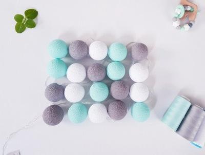Оригинальные COTTON BALLS 20 шары Mint