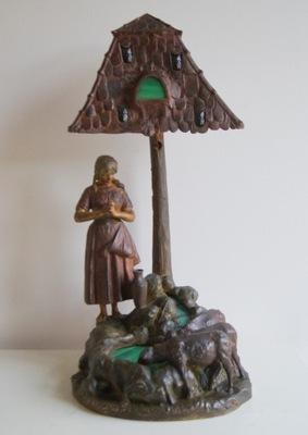 Старая лампа с 1905 года