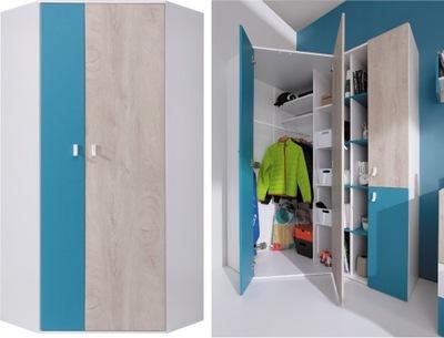 шкаф GAMBI 2 Мебель молодежные *Новинка