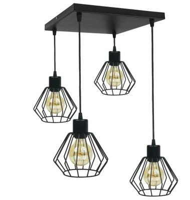 PRÍVESOK LAMPY, stropné lampy, interiérové svetlo DIAMOND LED PODĽA