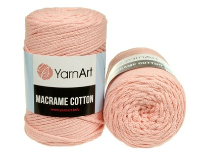 Macrame Cotton, makrama шнурок плетеный ?? . 767