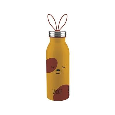 Termosky Aladdin ZOO Pes fľaša oceľová 450ml