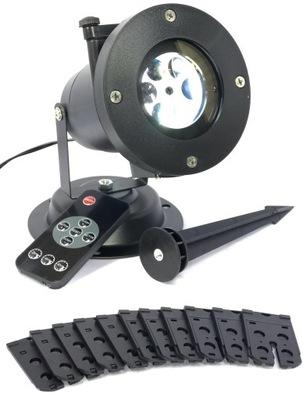 Laserový projektor DATAPROJEKTOR PROJEKTOR LED SVADBY, NARODENINY 12 Predmet PILOT
