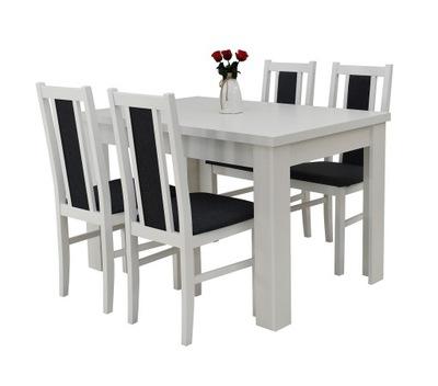 классический стол S -44 и 4 стулья BOS 14 . Салон