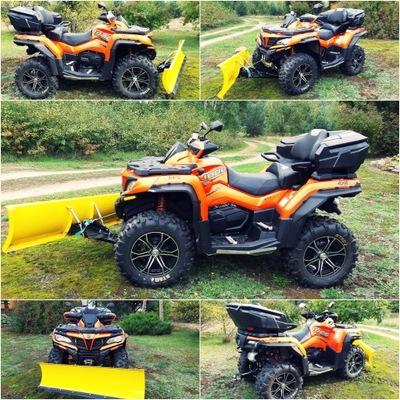 Hrudníka na ATV CF MOTO 850 1000 ATV CFMOTO