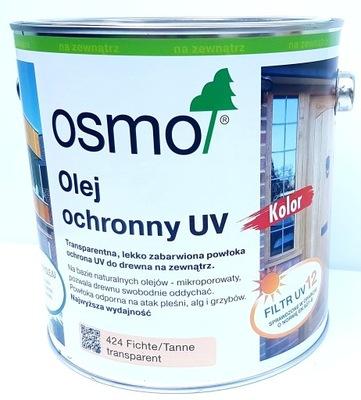 OSMO 424 Olej 2.5 l UV Extra BOROVICA