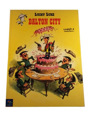LUCKY LUKE DALTON CITY 2001 r.