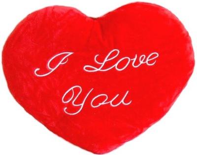 Vankúšik I Love You OBRIE Srdce - 73 Valentine