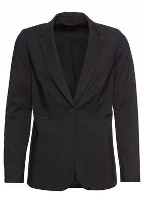 1ede7da2aebf48 elegancki żakiet do sukienek rękaw 3/4 rozmiar 56 - 7634597219 ...