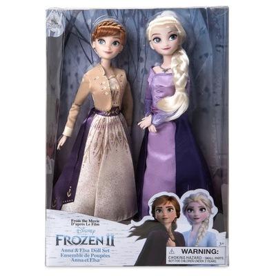 Nastaviť Anna Elsa MRAZENÉ 2 Krajine Ľadu Disney Store