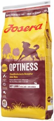 Josera Optiness 15 кг корм Для Собаки