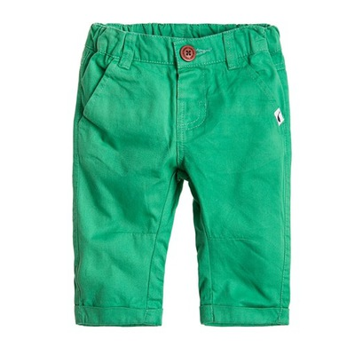 cool club spodnie dresowe chłopięce zielone