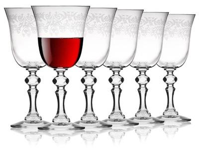 Бокалы красного вина  KRISTA DECO 220мл