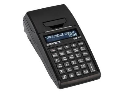 Кассовый аппарат Онлайн портативная DATECS WP -50 GSM