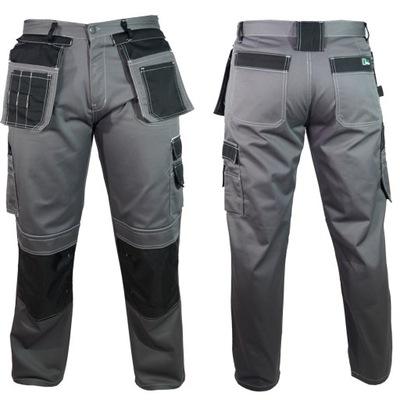 брюки рабочие монтажные работы КРОВЕЛЬНЫЕ 280г - L (Instagram??? )