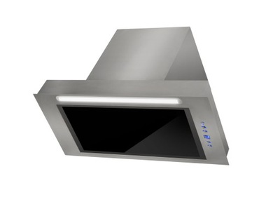 вытяжка в шкафчик Toflesz LUMINO Черный LED 60 см