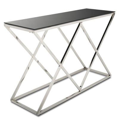Консоль-столик ??? спальни подъезде Хром сталь