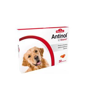 Antinol Sizarol 120 капсул НА пруды +