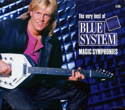 BLUE SYSTEM The Very Best Of Magic Symphonies 3CD