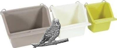 Karmidełko кормушка с żerdką Zolux S канарейка попугай