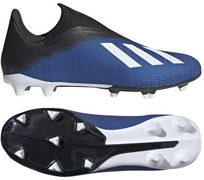Buty Korki Lanki Adidas X 19.3 LL FG JR EF9114 36
