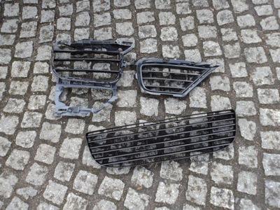 VW TOUAREG I PORSCHE CAYENNE ТУРБИНЫ РЕШЕТКА БАМПЕРА