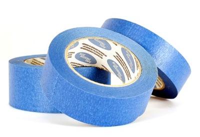 TAŚMA MALARSKA NIEBIESKA MASKUJĄCA 30mmX50mb BLUE