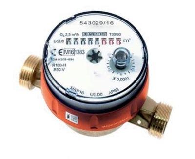 Воды BMETERS GSD8-RFM тепла вода 1 /2