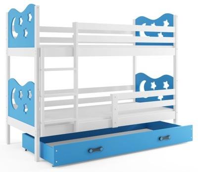 кровать кровать детское 190x80 МИКО + ЛЕСТНИЦА