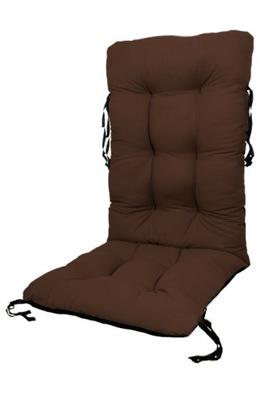 подушка стул садовое лежак 48x48x75 бронза