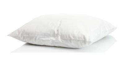 НАВОЛОЧКА В белая 50x60 постельное БЕЛЬЕ 100 % ХЛОПОК