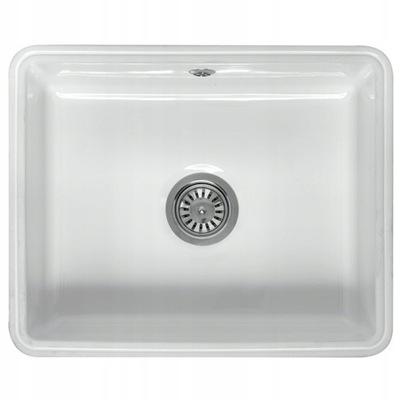 Umývadlo keramické prívesné MERCURY 50