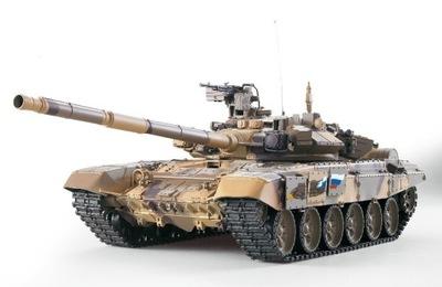 Дистанционно управляемый Танк T90 3938-1USP PRO STEEL V6