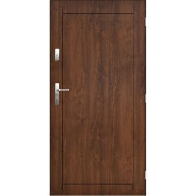 двери входные стальные крепкие 55mm Gerlach PN 90