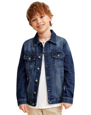 Kurtka Katana Bluza Jeans Dziecięca Młodzieżowa 18