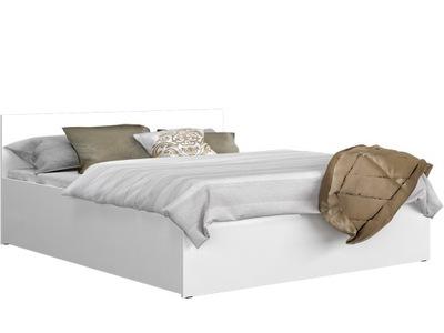 белое кровать ПАНАМА 140х200 + Каркас Кровать
