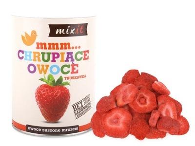 фрукты лиофилизированные MIXIT клубника 50г