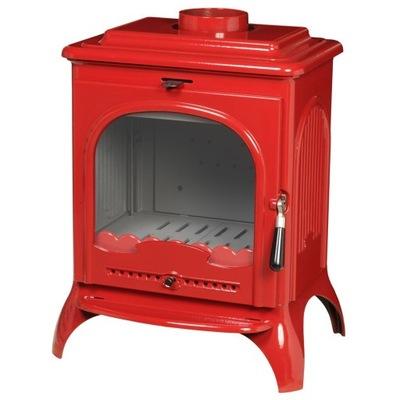 pečieme detašovaných KOZA 2, SEVILLE, červená smalt